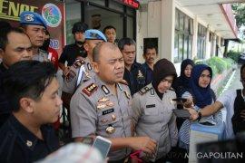 Polres Bogor ungkap jaringan home industri sabu