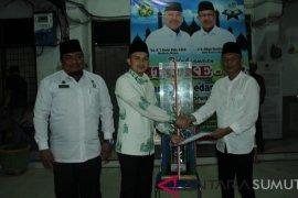Kelurahan Petisah Tengah juara umum MTQ Medan Petisah