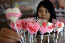 Menurut Vanesha tidak ada yang spesial pada hari valentine