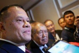 Gatot bersedia ditunjuk sebagai ketua umum FORKI dengan satu syarat