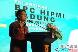 Bupati Badung minta HIPMI cetak pengusaha muda