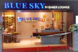 Bandara Pekanbaru Makin Lengkap Dengan Blue Sky Premier Lounge