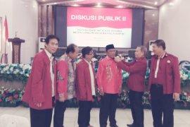Darwis Moridu-Hence Paat Dikukuhkan Pimpin GPPMP 46 Gorontalo