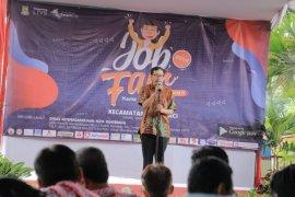 """Pemkot Tangerang Terapkan """"Sistem QR Code"""" Di Job Fair"""