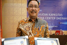 MC Singkawang raih penghargaan Kemenkominfo