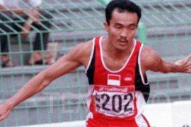 Indonesia kehilangan legenda atletik