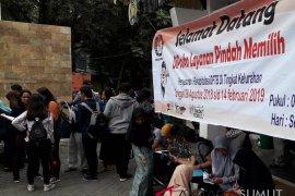 KPU Medan catat 4.125 pemilih mengurus surat pindah memilih