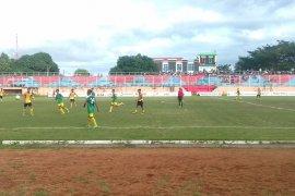 PWI Malut gelar pertandingan sepak bola antarinstansi