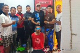 Lagi, Timsus Gurita Polres Tanjungbalai bekuk tersangka curas