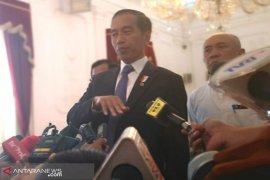 Jokowi: Tidak Mungkin Ahok Gantikan Ma'ruf