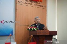 Bahasa Indonesia diajarkan di Vietnam National University