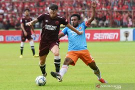 Marc Klok incar posisi di timnas Indonesia