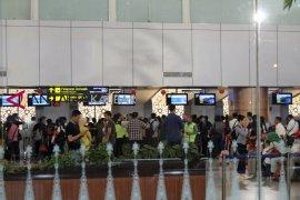 Situasi Bandara Supadio pasca Lion Air tergelincir