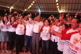 """Forum Intelektual for Jokowi"" Bali adakan ""nobar"" debat capres"