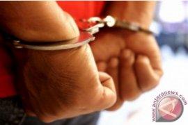 Polresta Jambi tangkap pencuri sepeda motor pajangan toko