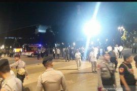 Warga diminta jauhi lokasi ledakan di Parkir Timur Senayan