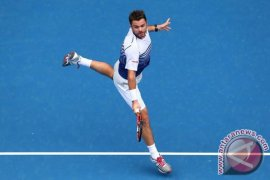 Wawrinka diprediksi lawan Djokovic di babak keempat US Open