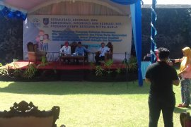 BKKBN-Pemkot Ternate perkuat advokasi KIE