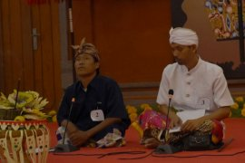 "Dinsos Denpasar selenggarakan lomba ""Utsawa Dharma Gita"" Penyandang Disabilitas"