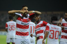 Madura United Lawan Sriwijaya FC