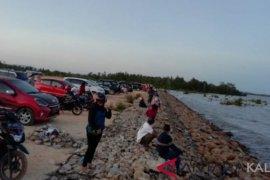 Pelabuhan Kudungga Jadi Destinasi Wisata Diakhir Pekan