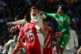 Tuan rumah Real Madrid dikalahkan Girona 1-2
