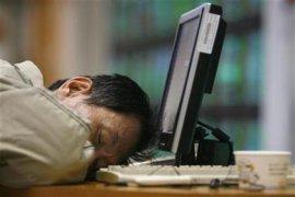 Ini dampak beraktivitas fisik jika kondisi kurang tidur