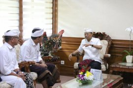 Gubernur Bali ingin sumber daya air dimanfaatkan maksimal