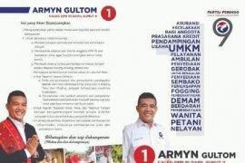 """Armyn Gultom """"si anak desa"""" berjuang membangun Sumut"""