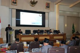 DPRD Kabupaten Sukabumi sahkan Perda KTR
