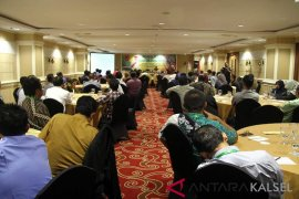 S Kalimantan the second hold ISPO clinic