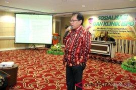 R. Azis Hidayat : Kalsel kedua lakukan klinik ISPO