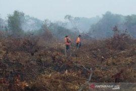 Pemadaman karhutla Riau terus dilakukan