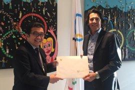 Dubes RI untuk Bern apresiasi atlet Indonesia