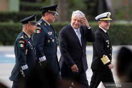 Menteri lingkungan hidup Meksiko  mundur