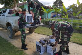 Satgas Pamtas Gagalkan Penyelundupan Miras Dari Malaysia
