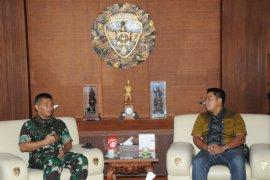 Pangdam IX/Udayana dukung Dharma Santi Nasional Nyepi di Bali
