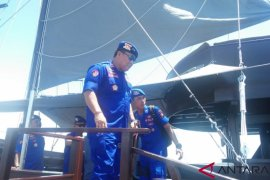 Kapal patroli PRG cegah peredaran narkoba jalur laut