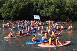 "Dinas Perikanan Denpasar selenggarakan ""Susur Mangrove"""