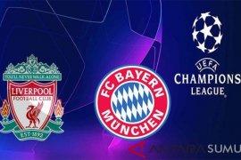 Bayern tahan Liverpool tanpa gol di Anfield