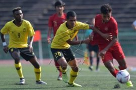 Indonesia-Malaysia berakhir imbang 2-2