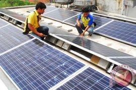 Penggunaan panel surya kurangi tagihan listrik