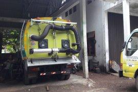Mobil penyedot debu di Langkat tidak berfungsi