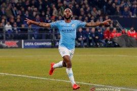 """Melihat kemampuan Sterling dan """"hattrick"""" Manchester City di Liga Inggris"""