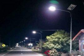 Pemkab Belitung Timur kekurangan 12.784 lampu penerangan jalan umum