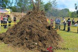 Wabup Aceh Besar tembak mati bandar narkoba