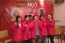 Lima mahasiswi Pontianak raih finalis IndonesianNEXT 2018