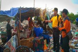 TPA Basirih libatkan 200 pemulung  tangani sampah plastik