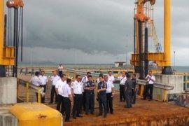 Kemenhub akan tingkatkan layanan angkutan penyeberangan Sadai-Tanjung RU