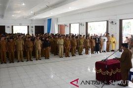 Wakil Bupati Deliserdang lantik 267 kepala sekolah dan pengawas